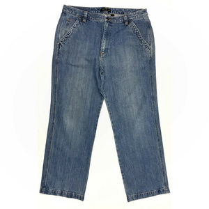 J.Crew Relaxed Fit Denim Jeans